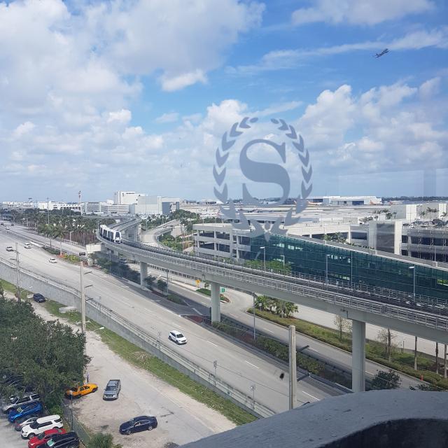 Hotel Sheraton Miami Airport Vista Lounge Vip - Hotel em Miami: Sheraton Miami Airport Hotel