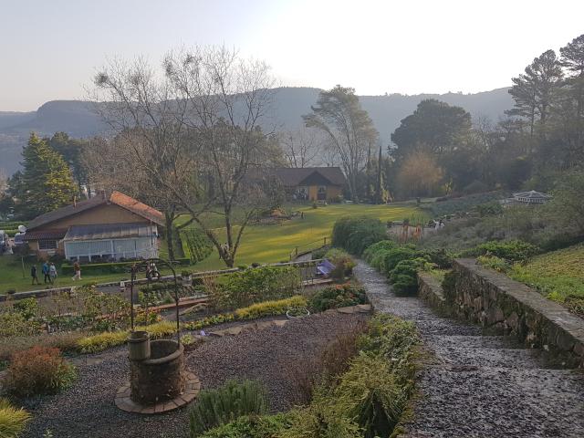 Mini roteiro serra gaucha Vista parque le Jardin Gramado - Um final de semana na Serra Gaúcha
