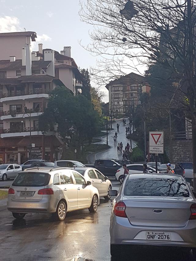 Mini roteiro serra gaucha rua torta - Um final de semana na Serra Gaúcha
