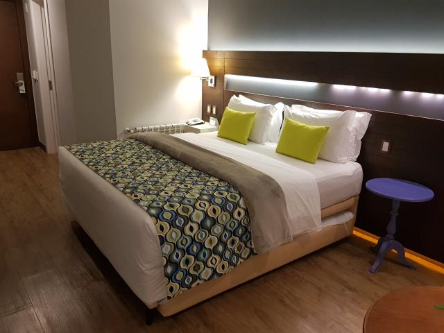 Hotel-Cercano-Gramado-Cama-king