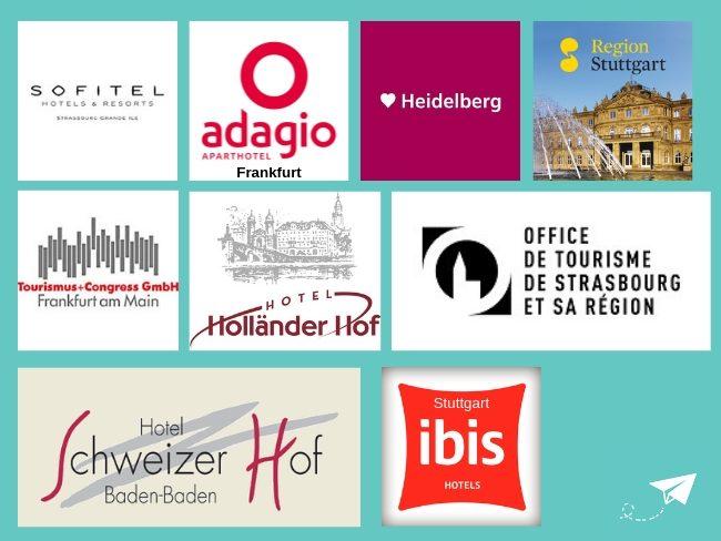 parceiros blog na alemanha e frança