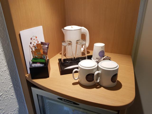 Novotel Frankfurt City - Café e chás