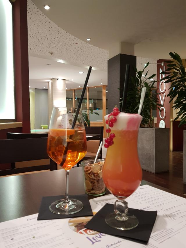 Novotel Frankfurt City - Drinks