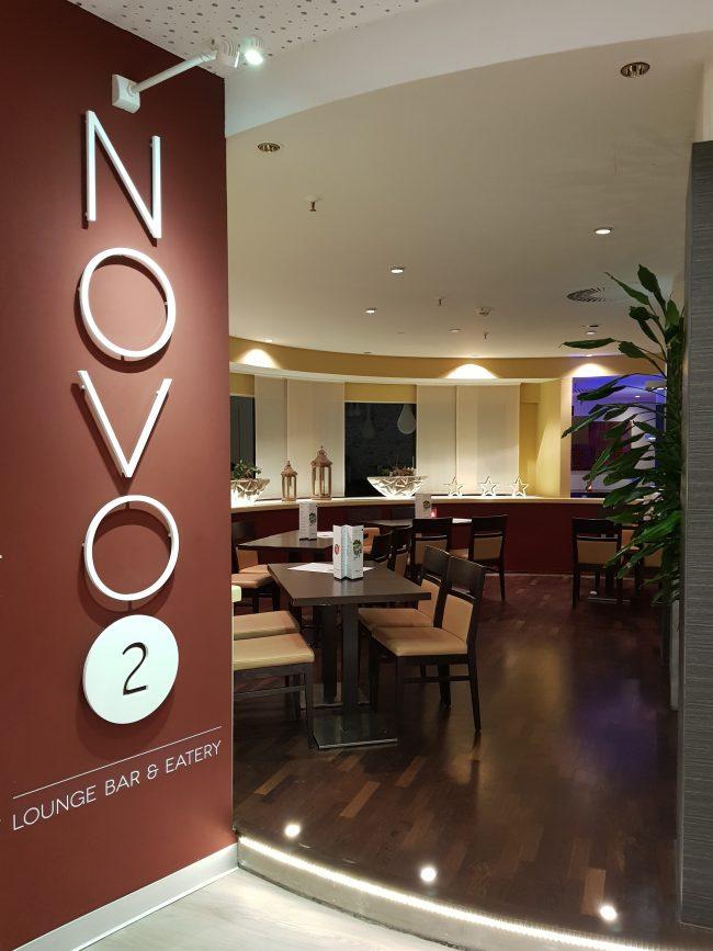 Novotel Frankfurt City - Novo Bar