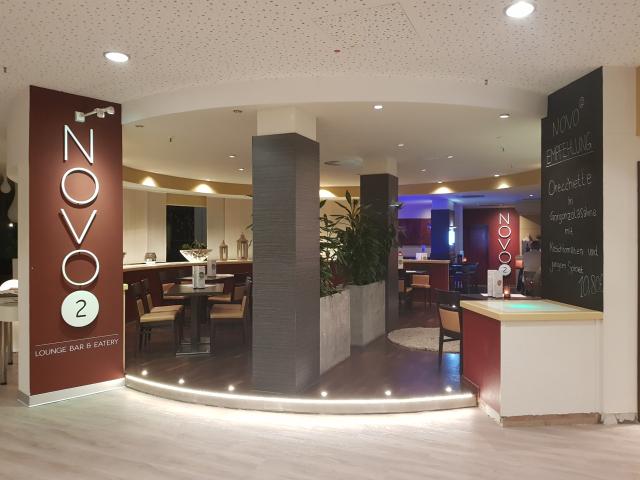Novotel Frankfurt City - Novo Bar e Lounge