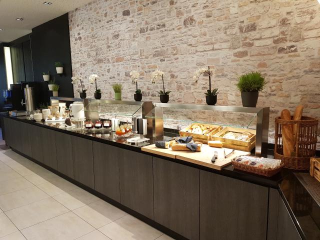 Café da Manhã - Buffet de Geléias