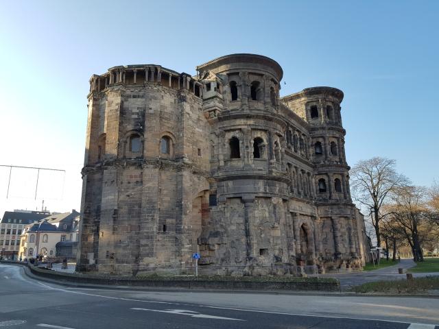Trier Porta da Cidade 3 mil anos