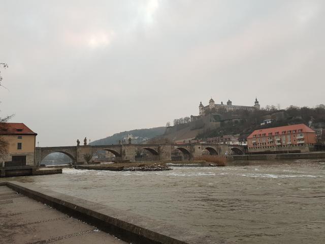 Würzburg - Rio Meno