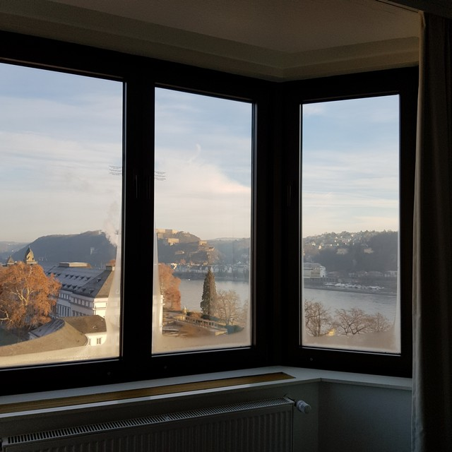 Mercure Hotel Koblenz – Hospedagem em Koblenz